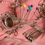 Como guardar itens de costura
